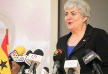 U.S. Ambassador to Ghana Stephanie S. Sullivan