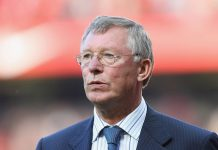 MANCHESTER, ENGLAND - AUGUST 12: Manager Sir Alex Ferguson of Manchester United looks disappionted at the final whistle of the Barclays FA Premier League match between Manchester United and Reading at Old Trafford on August 12 2007, in Manchester, England. (Photo by Matthew Peters/Manchester United via Getty Images) *** Local Caption *** Alex Ferguson