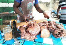 Navrongo pork
