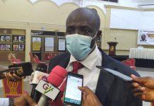 Justice Sir Dennis Dominic Adjei