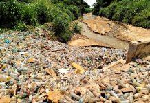 Pollution of Owabi Stream