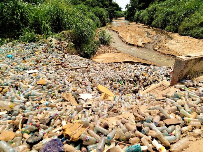 Pollution of Owabi Stream