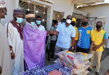 MTN Ghana Donates