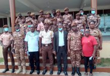 NCCE and Security agencies