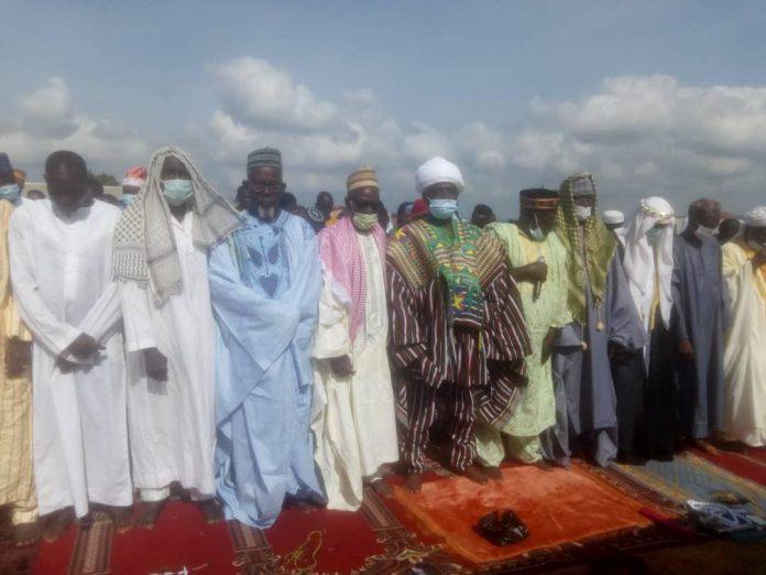 Muslims Prayers