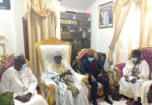 Peace Council confers with National Chief Imam