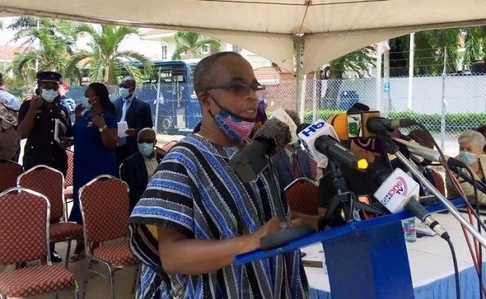 Mr. Yaw Boadu Ayeboafoh