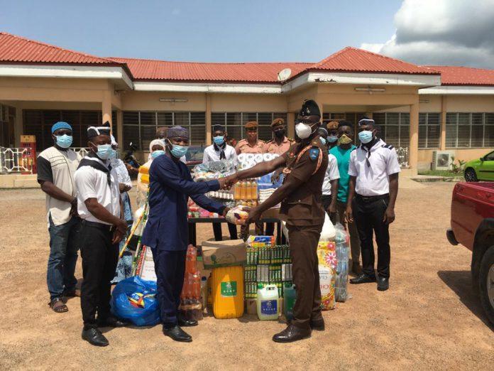 Prisons Donation
