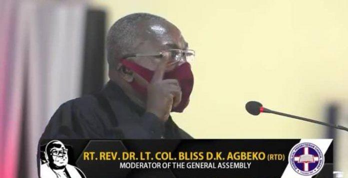 Rt. Rev. Dr. Lt. Col. (Rtd) Bliss Divine Agbeko