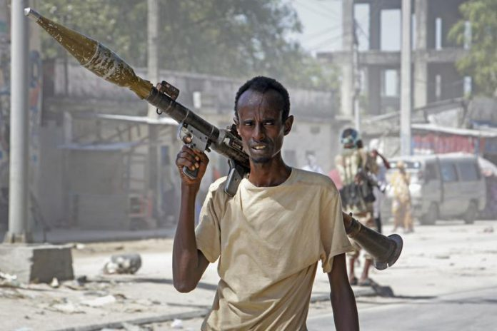 Somalia conflict within SNA over presidential tenure