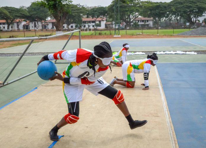 Goalball Ghana