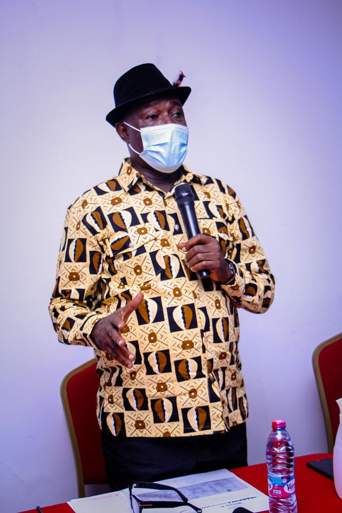 Prof. Francis Owusu Mensah