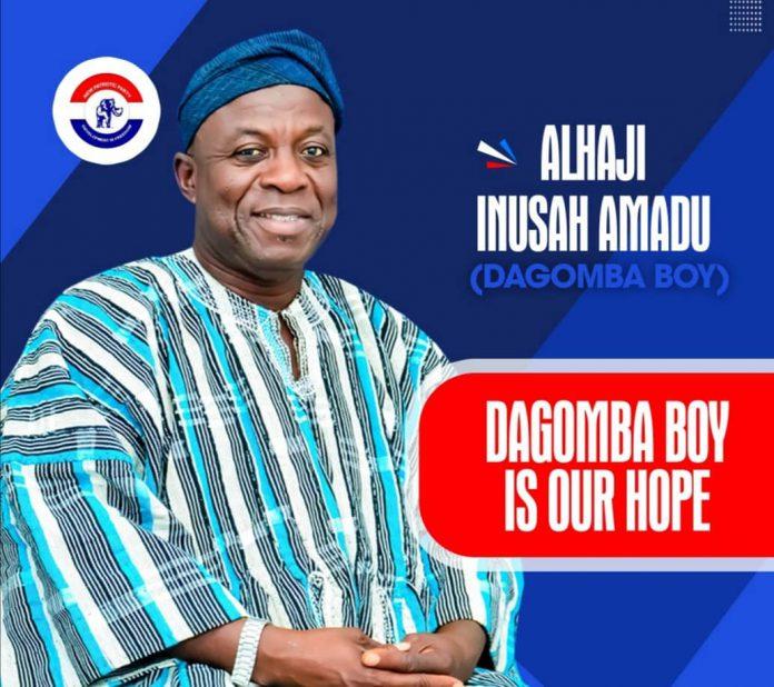 Alhaji Inusah Amadu aka Dagomba Boy