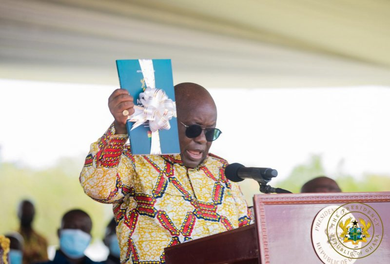 Ghana launches National Security Strategy