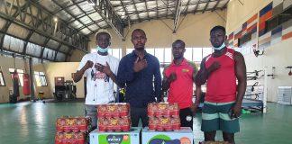Awinongya Jnr. Supports Black Bombers