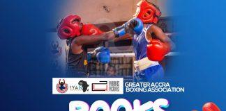 Juvenile Boxing Tourney