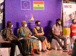 EU mark Environmental Day in Ghana