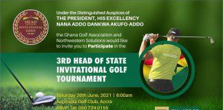 Head Of State Invitational Golf Tournament