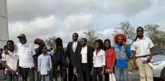 Rastafarian Case