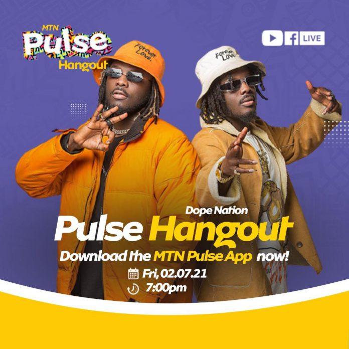MTN Pulse Hangout