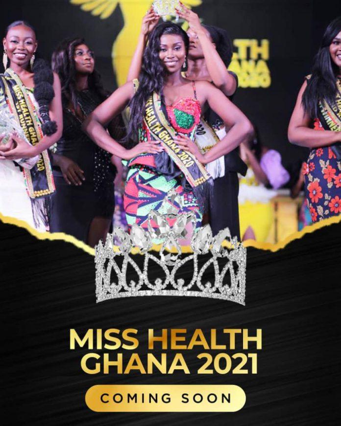 Miss Health Ghana