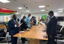 NHIA Board Inauguration