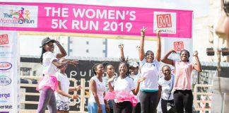 Women's 5k Run