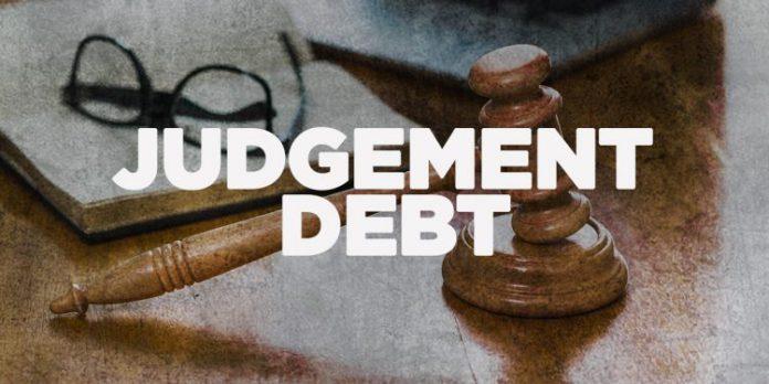 Judgment Debt