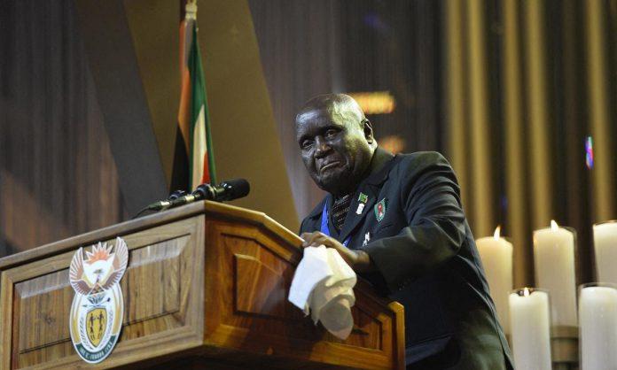Kenneth Kaunda, Zambia's founding president.Photo:AFP