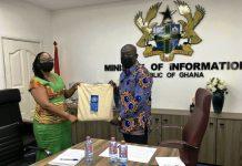 Kojo Oppong Nkrumah and Dr. Angelina Lusigi