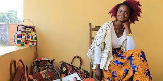 The Liberian Entrepreneur Started Her Own Pop Up Shop