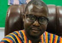 MCE Michael Amoah Awuku