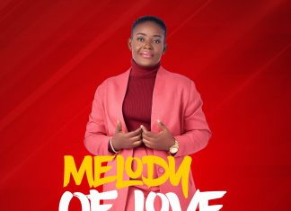 MELODY OF LOVE ARTCOVER