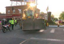 Minneapolis authorities remove George Floyd Memorial