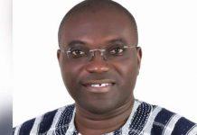 Mr. Martin Adjei-Mensah Korsah