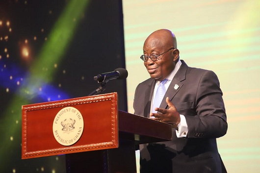 Government will partner telecom sector players to leapfrog digitalization of economy – President