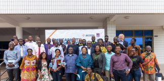 Participants at the Access Bank SME Workshop