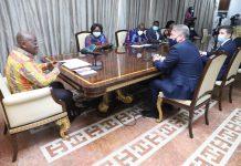 President and Envoys