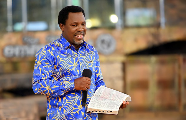 TB Joshua To Be Laid To Rest At SCOAN