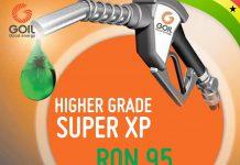 GOIL's RON 95 fuel