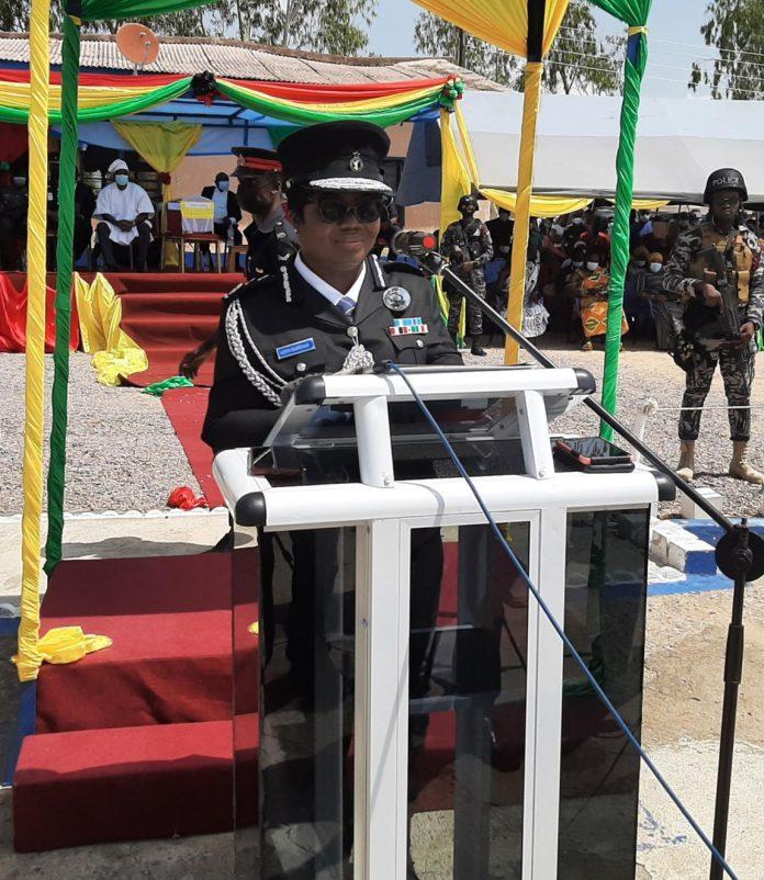 COP Mrs Maame Yaa Tiwaa Addo-Danquah