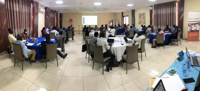 CAMFED Ghana and Media Partnership Meeting