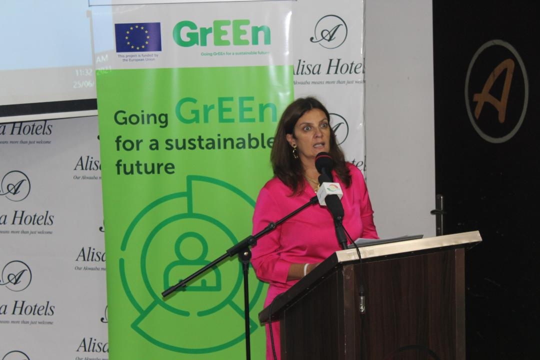 SNV Ghana launches GrEEn Innovation Challenge to support businesses