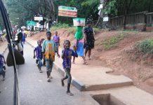 child beggars