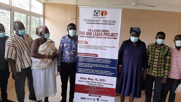 She Leads Project launched