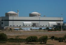 South Africa has the only nuclear power plant on the the African continent. There should be 1,000 more.