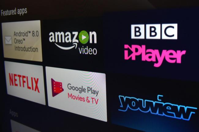 Television viewing apps