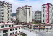 Photo shows Wangjia community, a resettlement site in Wanshan district, Tongren city, southwest China's Guizhou province. (Photo/Guizhou Daily)