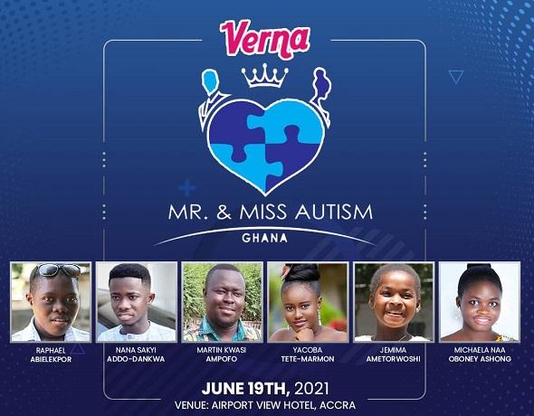 Mr. & Miss Autism Ghana 2021