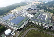 U.S. semiconductor giant GlobalFoundries will invest over $4 billion in its Singapore plant, increasing its capacity to about 1.5 million wafers per year. © GlobalFoundries